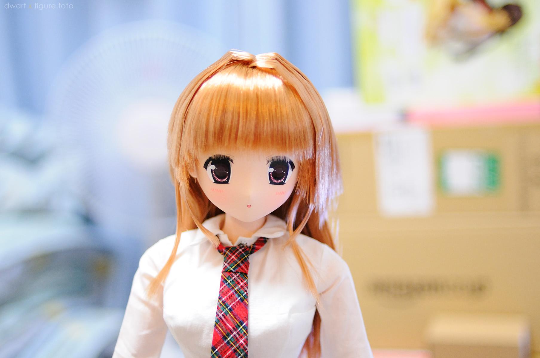 可爱娃娃头像简笔画内容图片展示
